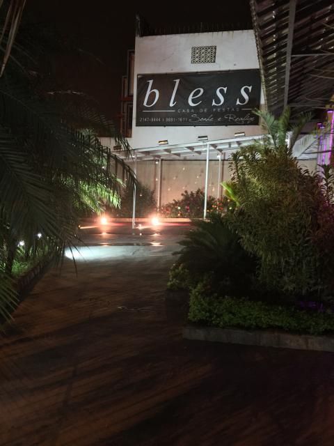 Bless Casa de Festas – O Espaço-07